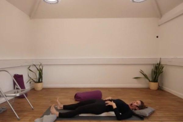 Finding Lightness Restorative Yoga YATB