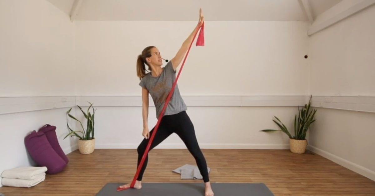 Upper Body Strength Series YATB