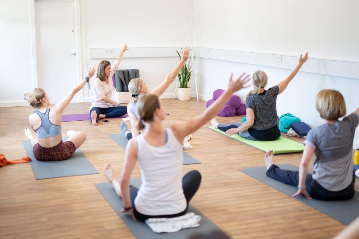 Beginner's Yoga Class